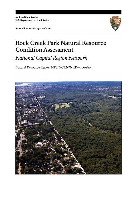 Rock Creek Park Natural Resource Condition Assessment (Page 1)