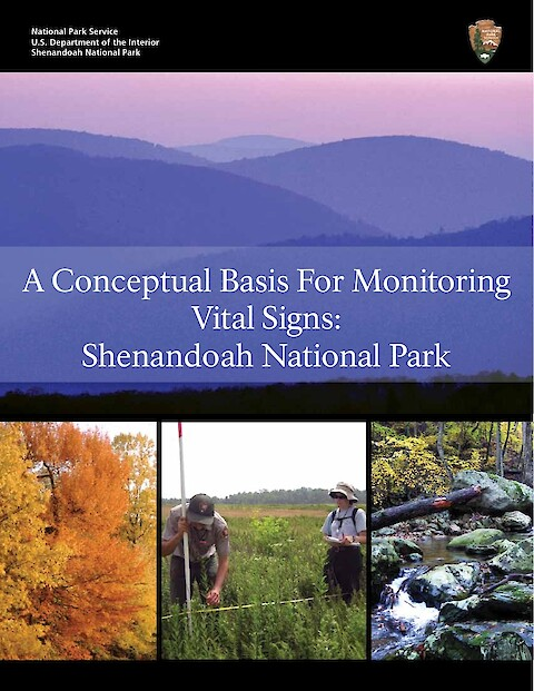 A Conceptual Basis for Monitoring Vital Signs: Shenandoah National Park (Page 1)