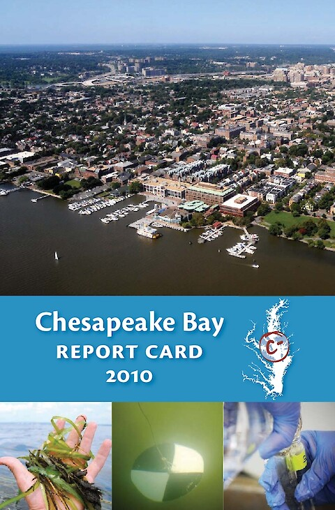 Chesapeake Bay Report Card 2010 (Page 1)