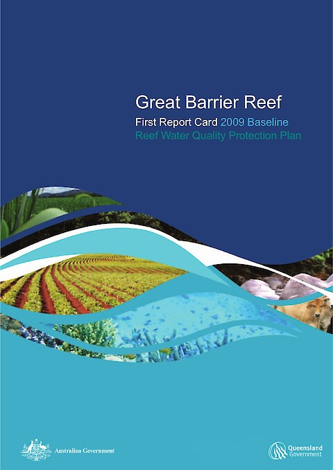 Great Barrier Reef Report Card Summary - 2009 Baseline (Page 1)