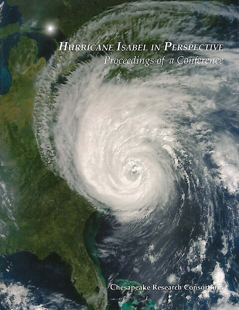Hurricane Isabel in Perspective: Proceedings of a Conference (Page 1)