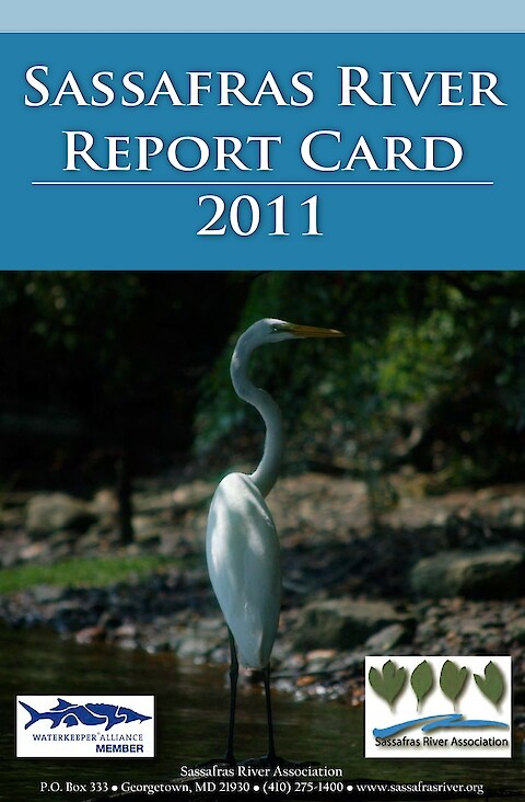 2011 Sassafras River Report Card (Page 1)