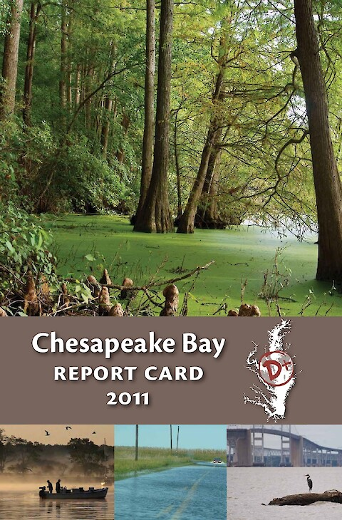 2011 Chesapeake Bay Report Card (Page 1)
