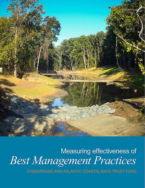 Measuring effectiveness of Best Management Practices (Page 1)