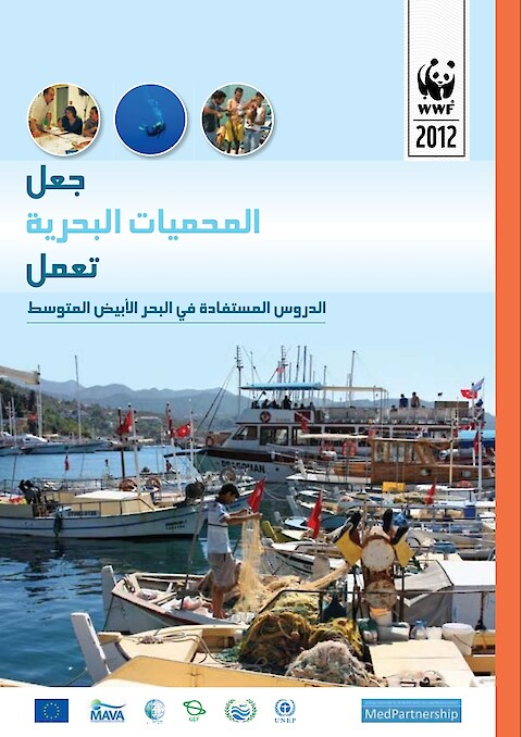 Making Marine Protected Areas Work (Arabic) (Page 1)