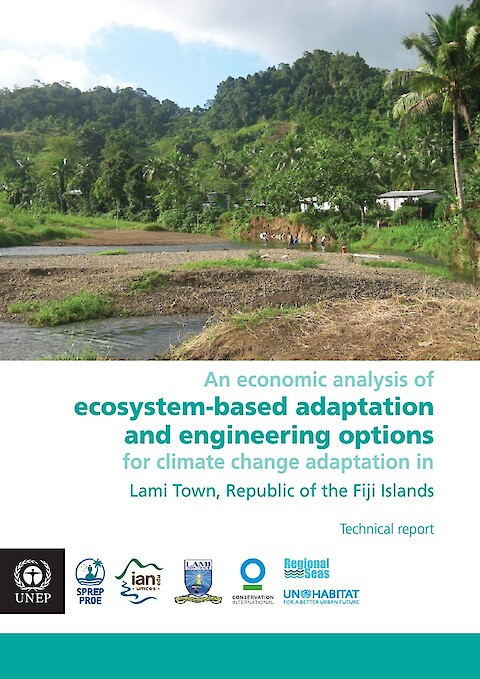 An economic analysis of ecosystem-based adaptation and engineering options for climate change adaptation in Lami Town, Republic of the Fiji Islands (Page 1)