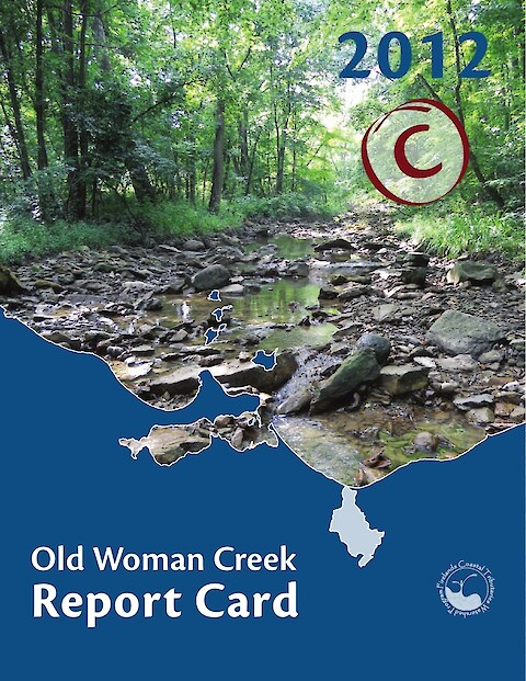 2012 Old Woman Creek Report Card (Page 1)