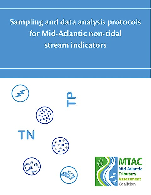 Sampling and data analysis protocols for Mid-Atlantic non-tidal stream indicators (Page 1)