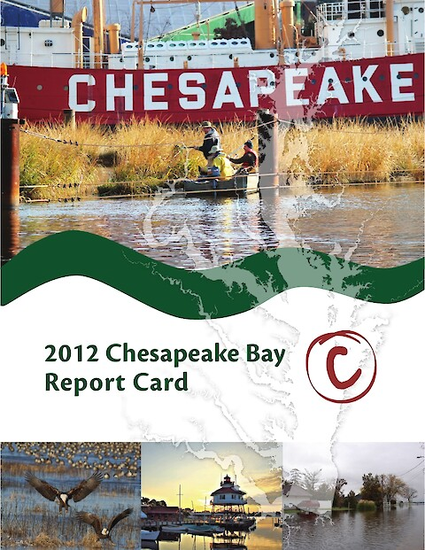 2012 Chesapeake Bay Report Card (Page 1)