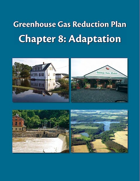Greenhouse Gas Reduction Plan: Chapter 8 Adaptation (Page 1)