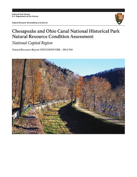Chesapeake and Ohio Canal National Historical Park Natural Resource Condition Assessment (Page 1)