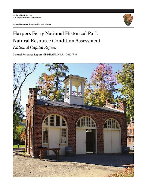 Harpers Ferry National Historical Park Natural Resource Condition Assessment (Page 1)