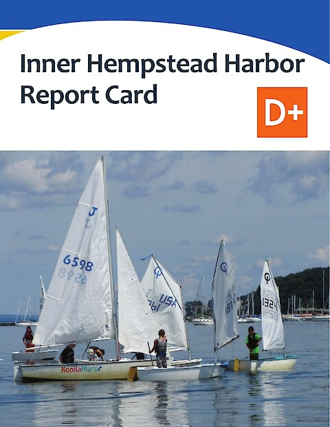 Inner Hempstead Harbor Report Card (Page 1)