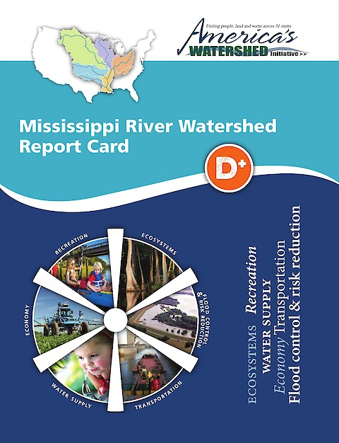 Mississippi River Watershed Report Card (Page 1)