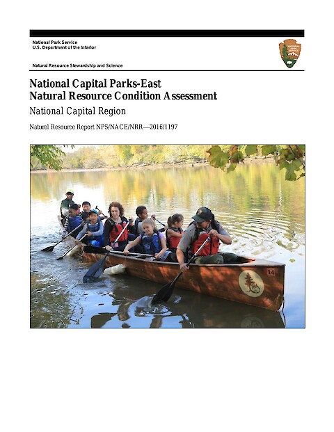 National Capital Parks-East Natural Resource Condition Assessment (Page 1)