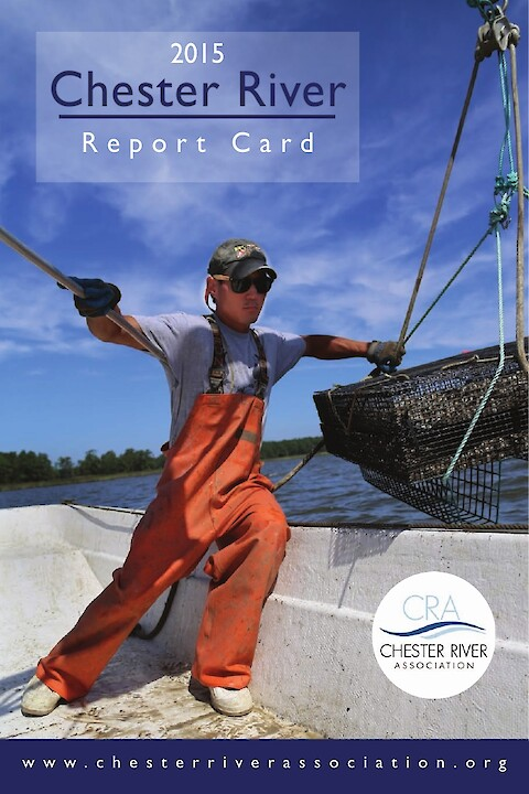 2015 Chester River Report Card (Page 1)