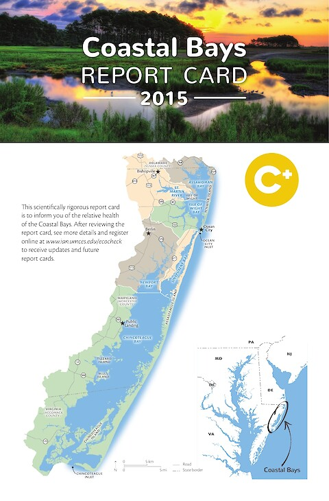 2015 Maryland Coastal Bays report card (Page 1)