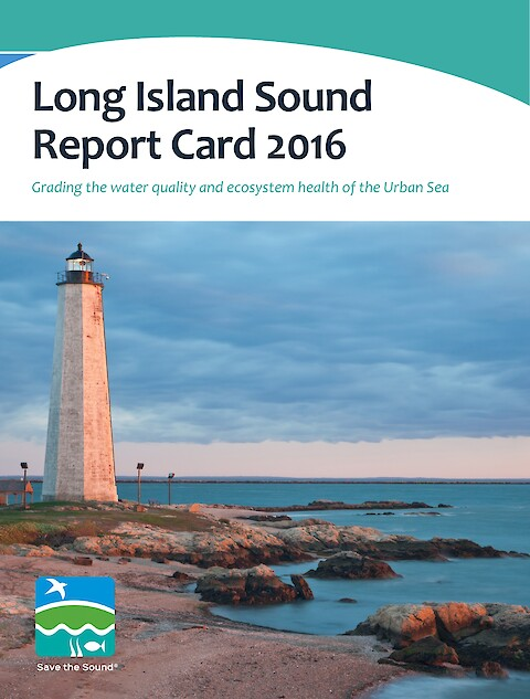 2016 Long Island Sound Report Card (Page 1)
