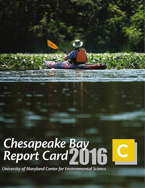 2016 Chesapeake Bay Report Card (Page 1)