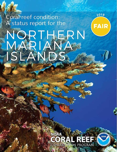 Coral reef condition: A status report for the Northern Mariana Islands (Page 1)