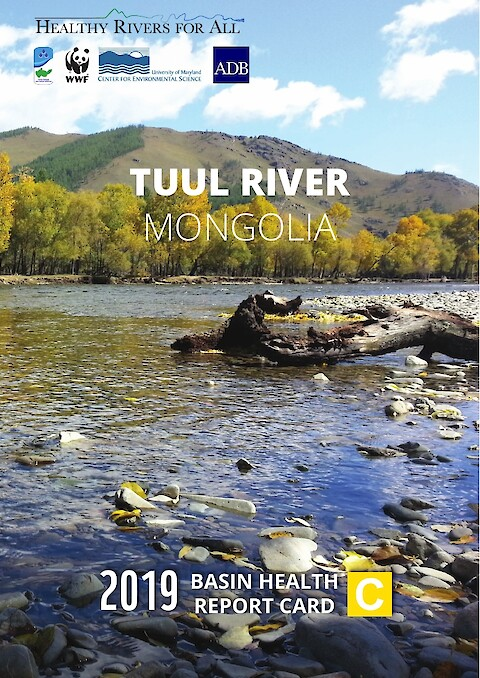 Tuul River Basin Report Card 2019 (Page 1)