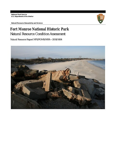 Fort Monroe National Historical Park Natural Resource Condition Assessment (Page 1)