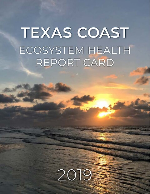 Texas Coast Ecosystem Health Report Card 2019 (Page 1)