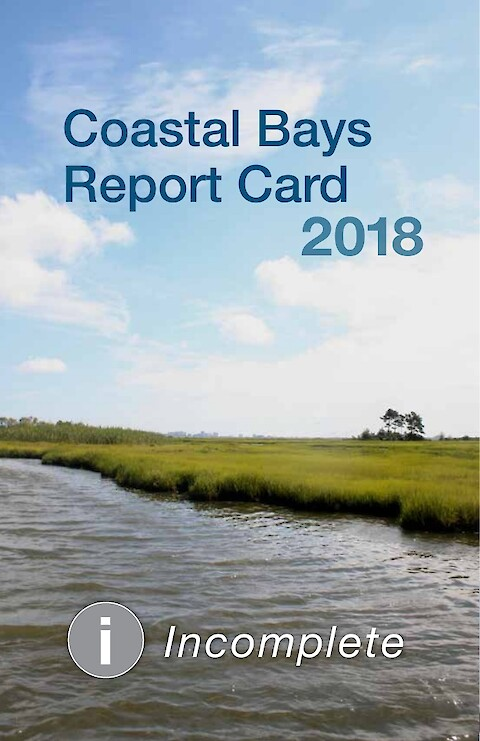 2018 Maryland Coastal Bays Report Card (Page 1)