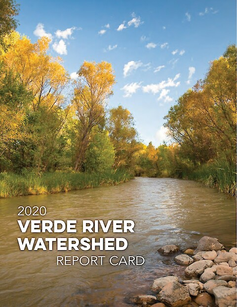 2020 Verde River Watershed Report Card (Page 1)