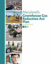 Maryland's Greenhouse Gas Reduction Plan