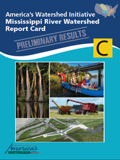 Mississippi River Watershed Report Card preliminary results