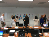 SNAP exercise at the Everglades report card workshop