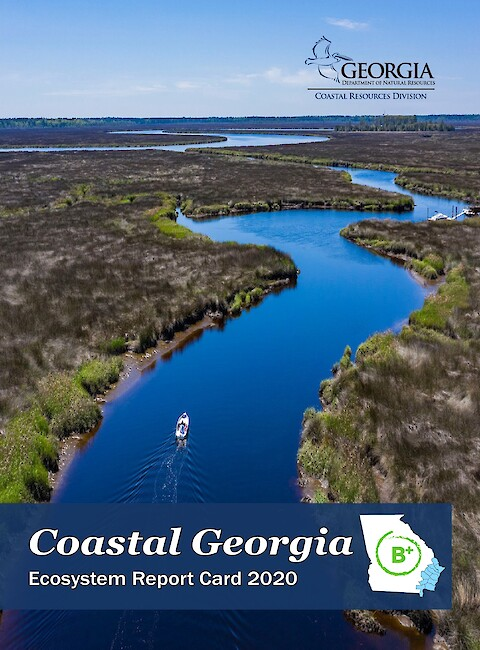 Coastal Georgia Ecosystem Report Card 2020 (Page 1)