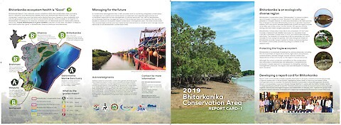 2019 Bhitarkanika Conservation Area Report Card– 1 (Page 1)
